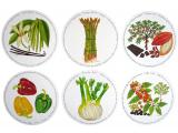 Ingredients Tablemats