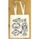 Cotton Shopping & Beach Bag by Richard Bramble