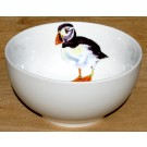 Puffin Standing 15cm Bowl by Richard Bramble
