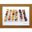 Richard Bramble Petit Fours Greeting Card