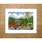 Southwark Cathedral and Borough Market, small size