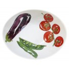Richard Bramble Vegetable 18cm Oval Bowl