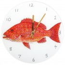 Richard Bramble Red Snapper Clock
