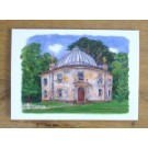 Lulworth Chapel card