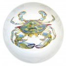 Richard Bramble Blue Crab 24cm Bowl