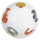 Fish & Shellfish US East Coast 24cm Bowl by Richard Bramble