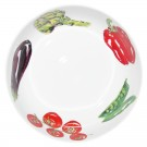 Vegetables 24cm Bowl by Richard Bramble