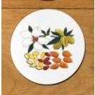 Richard Bramble Almonds Coaster