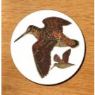 Richard Bramble Woodcock Coaster