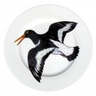26cm Oystercatcher Flying Plate
