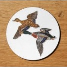 Richard Bramble Mallard Ducks Coaster