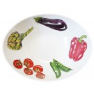 Richard Bramble Vegetable 27cm Oval Bowl