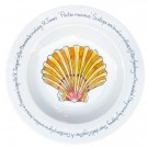 Richard Bramble Scallop 30cm Deep Rimmed Bowl