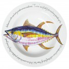 Richard Bramble Yellowfin Tuna 30cm Deep Rimmed Bowl