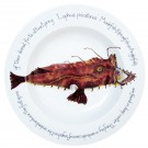 Richard Bramble Monkfish 30cm Deep Rimmed Bowl