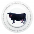 Dexter Cow 30cm Plate by Richard Bramble