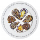 Richard Bramble Oysters 30cm Flat Rimmed Plate