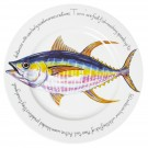 Richard Bramble Yellowfin Tuna 30cm Flat Rimmed Plate