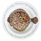 Richard Bramble Turbot 30cm Deep Rimmed Bowl