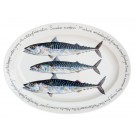 Richard Bramble Mackerel 39cm Oval
