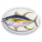 Richard Bramble Yellowfin Tuna 39cm Oval