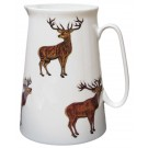 Richard Bramble Stags 3 Pint Jug