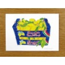 Richard Bramble Lemons Greeting Card