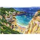 Island of Sark, Channel Islands Original Painting