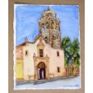 Loreto Church Original Painting