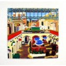 Covent Garden Original Painting