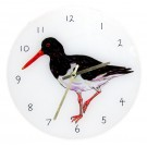 Oystercatcher Clock by Richard Bramble