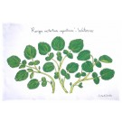 Watercress Tea Towel