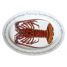 Spinny Lobster Crayfish Langouste Crawfish design by Richard Bramble made by Jersey Pottery
