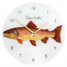 Richard Bramble Brown Trout Clock