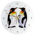 King Penguin Clock by Richard Bramble