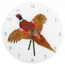 Richard Bramble Ring-necked Pheasant Clock