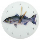 Richard Bramble Striped Bass Clock