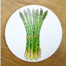 Richard Bramble Asparagus Coaster