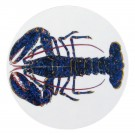 Richard Bramble Blue Lobster Coaster