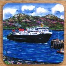 Lochmaddy Coaster by Richard Bramble