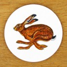 Hare Running Coaster by Richard Bramble