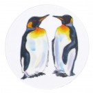 Richard Bramble King Penguin Coaster