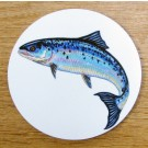 Richard Bramble Salmon Coaster