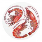 Richard Bramble Shrimp & Prawn coaster