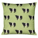 Richard Bramble Belted Galloway Cow Cushion