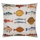 Richard Bramble Sea Fish Cushion