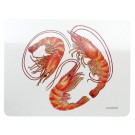 Richard Bramble Shrimp & Prawn Large Rectangular Tablemat
