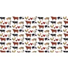 Richard Bramble Farmyard Fabric (made to order)