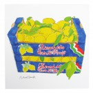Richard Bramble Box of Lemons Greeting Card