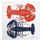 Richard Bramble Lobsters Greeting Card